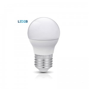 LED E27 MB 7W barwa NEUTRALNA LED2B