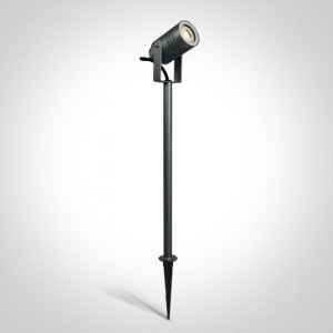 Martino 2 Antracyt GU10 IP65 Reflektor ogrodowy One Light 67198AG/AN