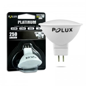 Reflektor LED Platinum MR16 SMDWW 250lm 6400K