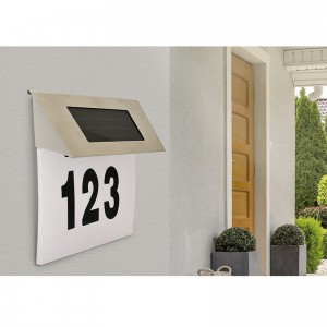 Lampka solarna Home Number 309570 Polux