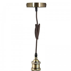 OXY OPRWKA Antique Lampholder with Canopy  E40